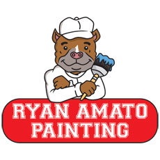 Niche Cartoons Ryan Amato Painting logo