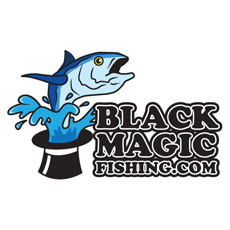 Niche Cartoons Logo For Fishing Charter Company